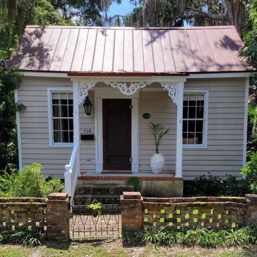 THE HISTORIC BEAUFORT FOUNDATION'S FALL FESTIVAL OF HOUSES & GARDENS